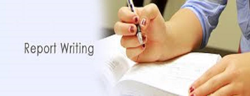 Training Report Writing Skills (22-23 Mei 2017 Bandung)